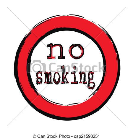 450x470 Vector No Smoking.