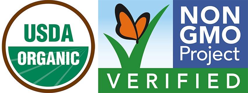 Non Gmo Logo Vector