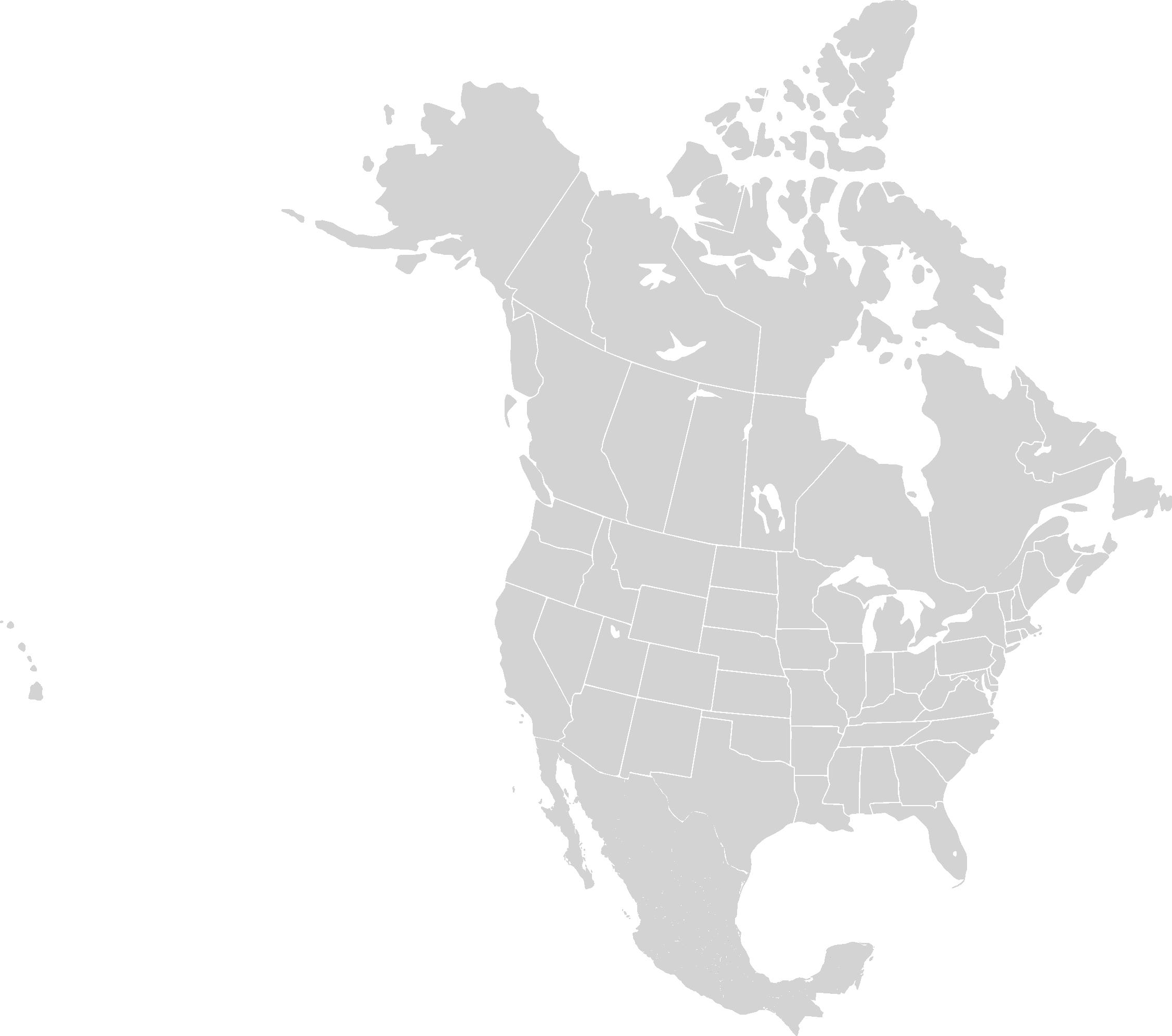 2253x1992 Filenorth America Blank Range Map.png