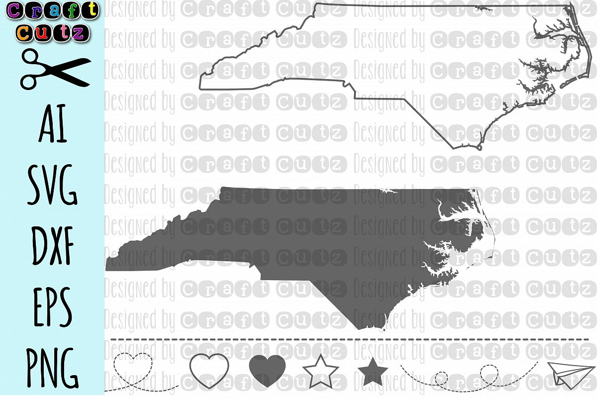 1200x800 North Carolina Svg, State Svg Files, North Carolina Vector, United