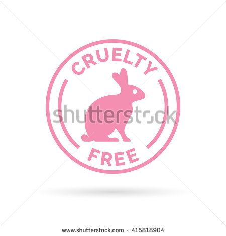 450x470 Animal Cruelty Free Icon Design. Product Not Tested On Animals