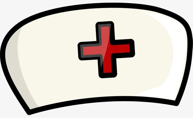 650x400 Cartoon Nurse Hat, Cartoon, Nurse Hat, Medical Care Png And Vector
