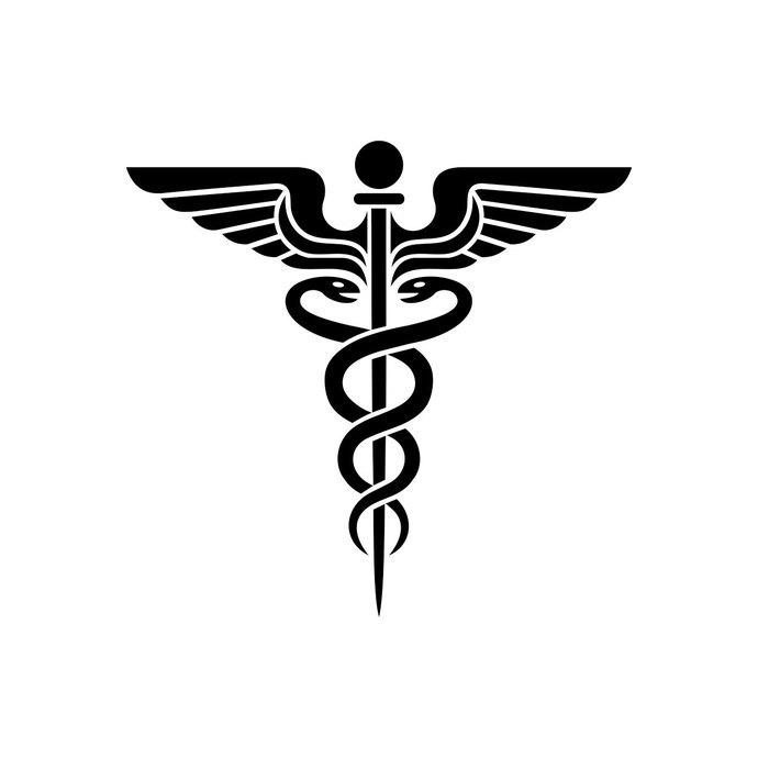 690x690 Medical Nursing Symbol Graphics Design Svg By Vectordesign On Zibbet