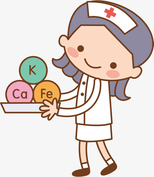 650x748 Nurse Vector Element, Nurse Vector, Western Medicine, Element Png