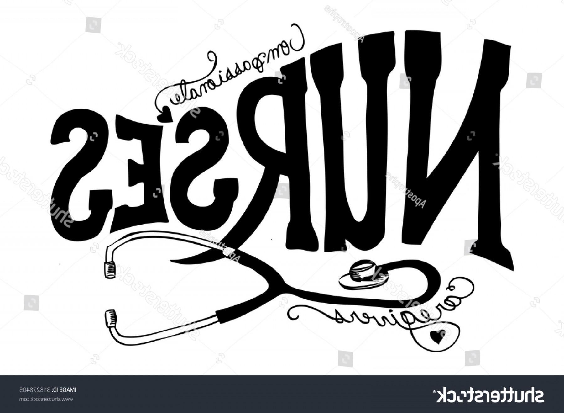 1800x1317 Nurse Logos Vector Art Lazttweet