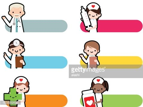 477x359 Professional Kindly Doctor And Smiling Nurse. Nurse
