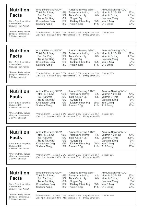 560x814 Nutrition Facts Label Template Download Word Design Food Stock