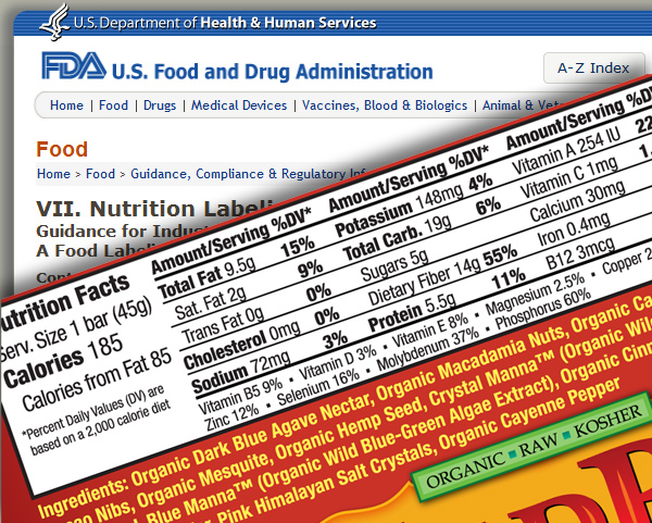 600x481 How To Make A Nutrition Facts Label For A Package
