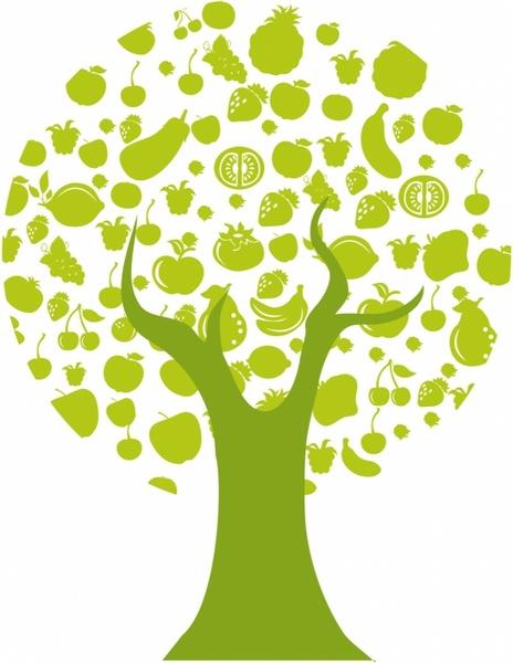 464x600 Free Free Tree Icon 134288 Download Free Tree Icon