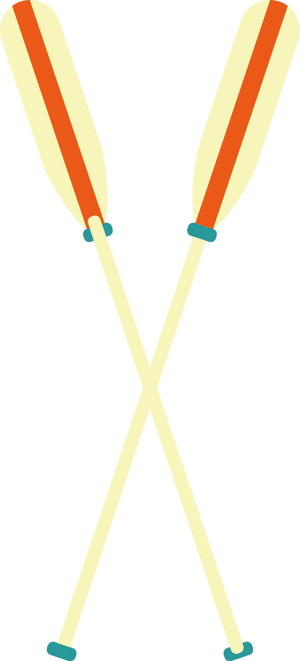 966x2128 Rowing Oar