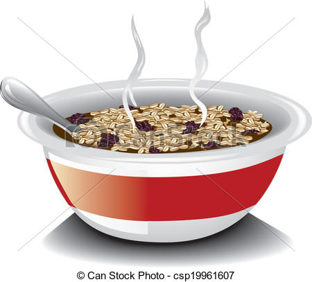 450x407 Can Clipart Oatmeal