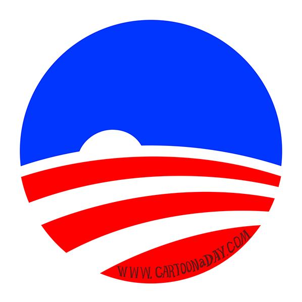 598x598 Obama Logo Vector