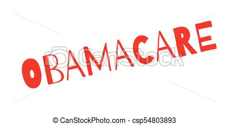 450x246 Obamacare Rubber Stamp. Grunge Design With Dust Scratches.... Eps