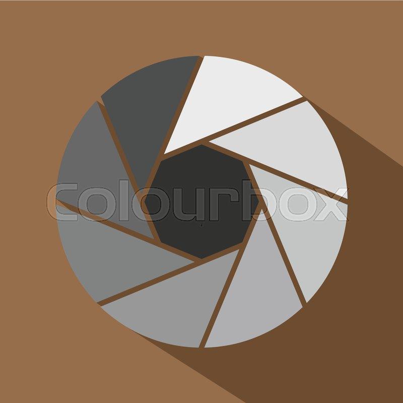 800x800 Little Objective Icon. Flat Illustration Of Little Objective