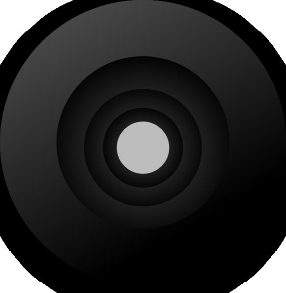 582x598 Objective Lens Clip Art Free Vector 4vector
