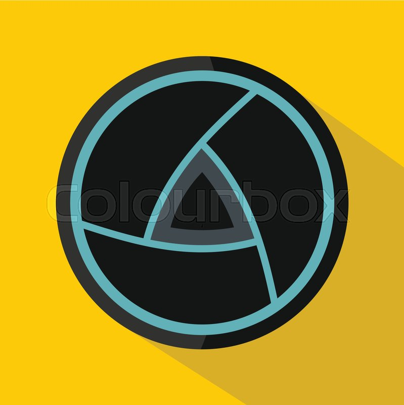 799x800 Objective Icon. Flat Illustration Of Objective Vector Icon For Web