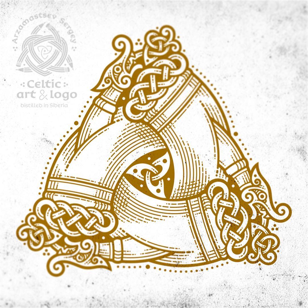 1080x1080 Horns Of Odin (Vector, Work Final) Roga Odina