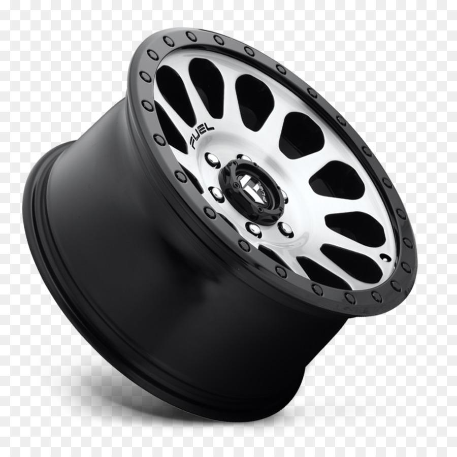 900x900 Fuel Custom Wheel Anthracite Rim