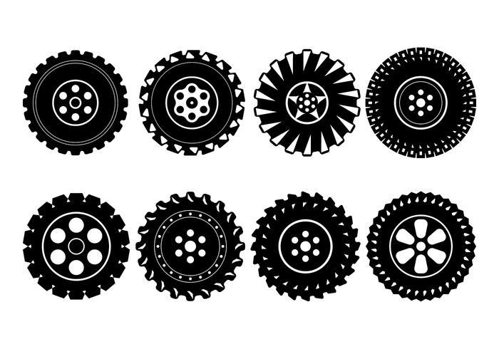 700x490 Off Road Tires Wheel Vector
