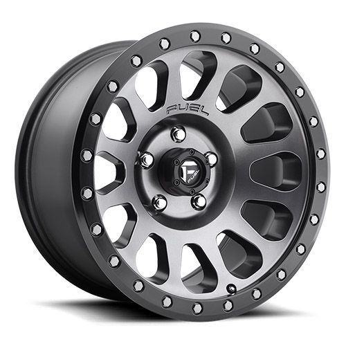 500x500 17x9 5x5 4.50bs Fuel D601 Vector Anthracite
