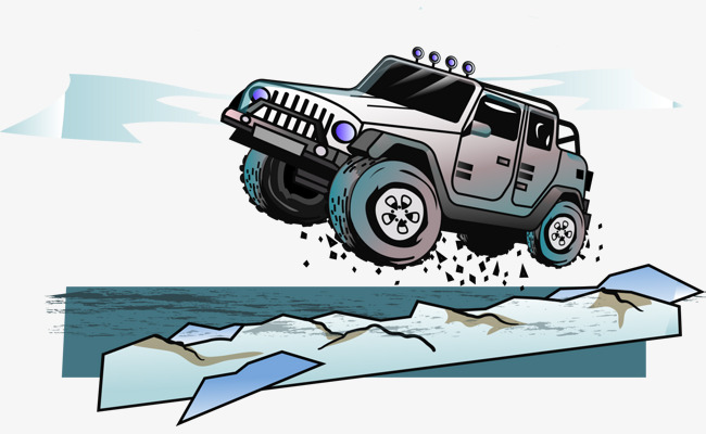 650x400 Off Road Vector, Blue, Seaside, Suv Png And Vector For Free Download