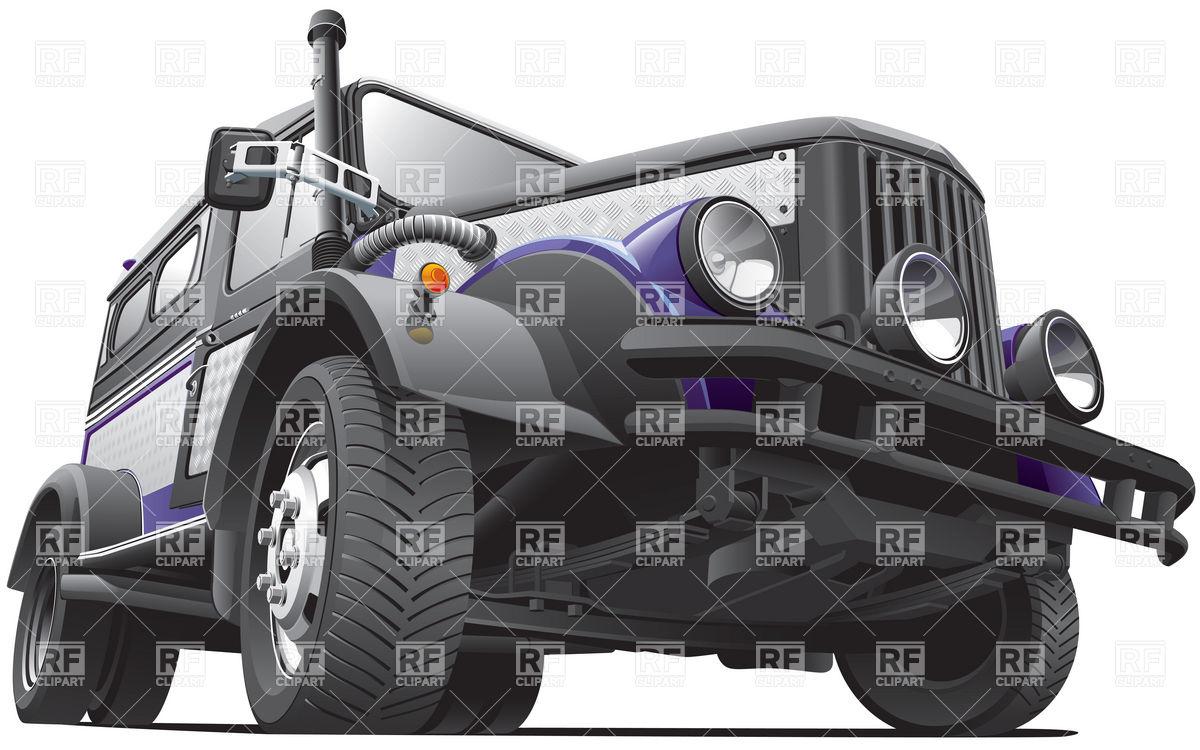 1200x750 Off Road Vehicle Vector Image Vector Artwork Of Transportation