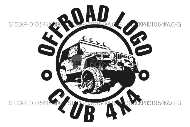 647x431 Offroad Vector Logo