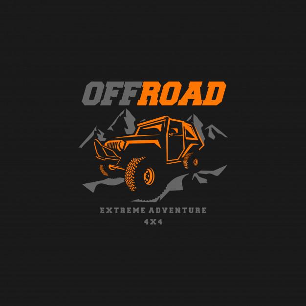 626x626 Offroad Logo Vector Vector Premium Download