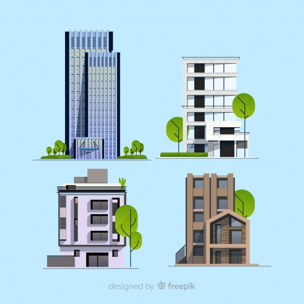 626x626 Office Building Vectors, Photos And Psd Files Free Download