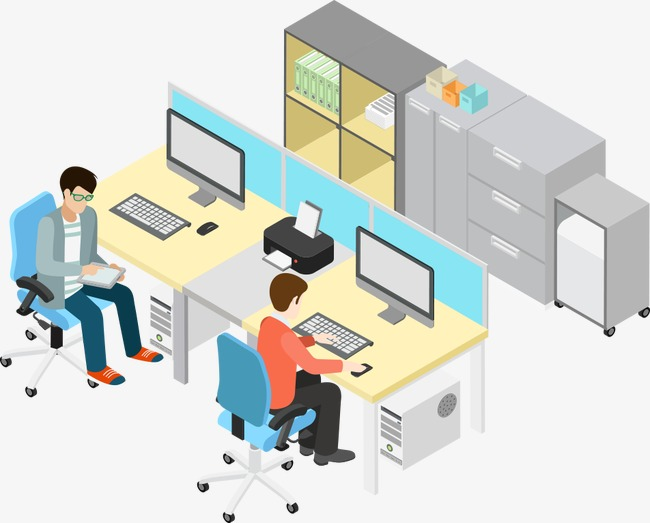 650x523 Vector Business Office People, Business Vector, Office Vector