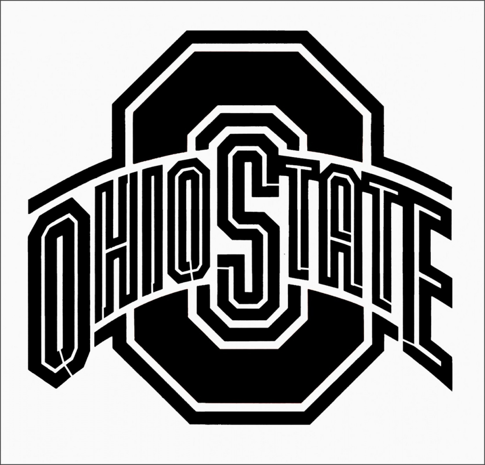 Ohio State Outline Vector at GetDrawings | Free download