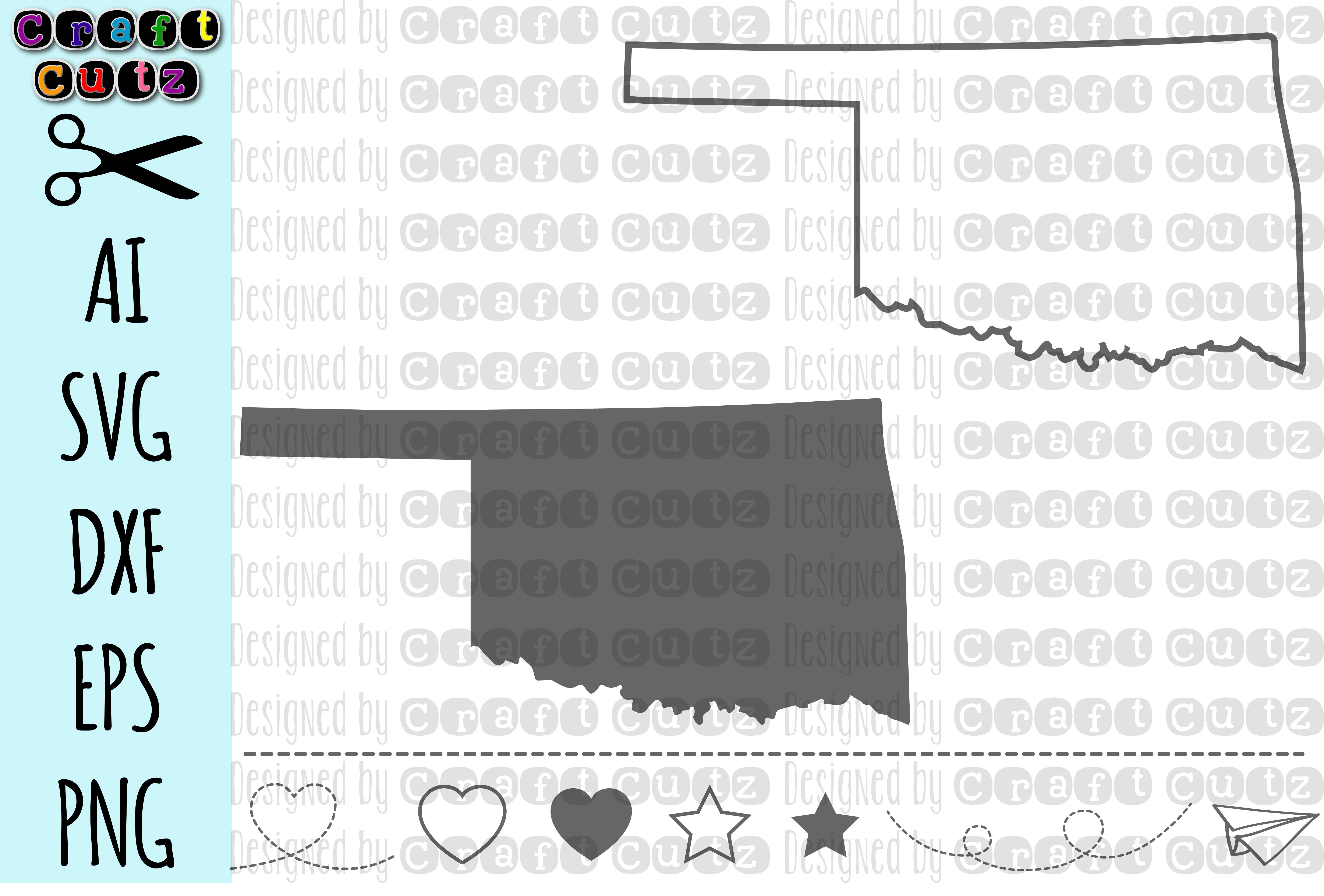 6246x4228 Oklahoma Svg, State Svg Files, Oklahoma Design Bundles