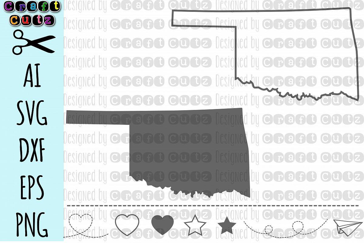 1200x800 Oklahoma Svg, State Svg Files, Oklahoma Vector, United States Svg
