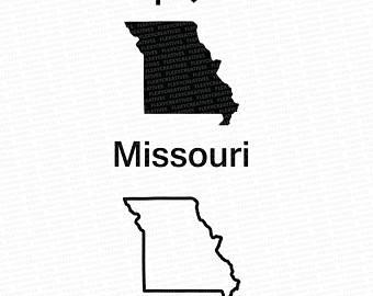 340x270 Oklahoma Vector State Clipart Oklahoma Clip Art Oklahoma Etsy