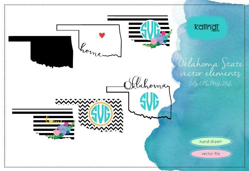 864x595 Oklahoma Svg, Oklahoma Vector File, Oklahoma Svg File, Ok Svg