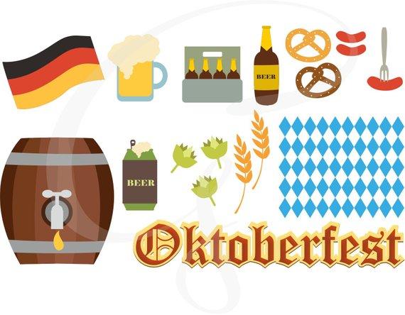 570x444 Oktoberfest, Vector Oktoberfest, Clipart Commercial Use