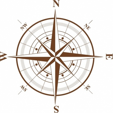 368x368 Free Vector Compass Free Vector Download (320 Free Vector) For