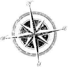 236x236 The Vector Image Of An Old Compass. Infinity Calling