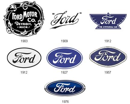 430x345 Ford Logo