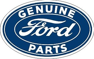 326x207 Vintage Ford Sales Genuine Parts Service Decal The Best Ebay