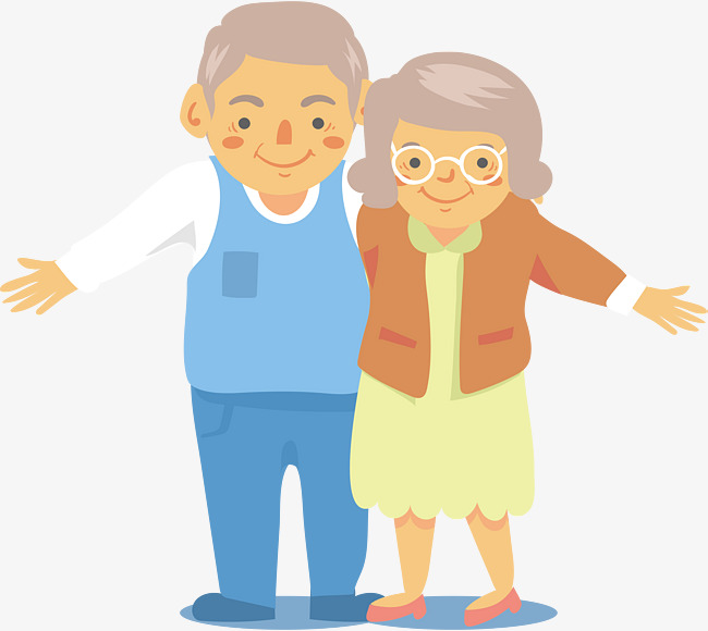 650x580 Hand In Hand Old Man, Hand Vector, Man Vector, Vector Png Png And