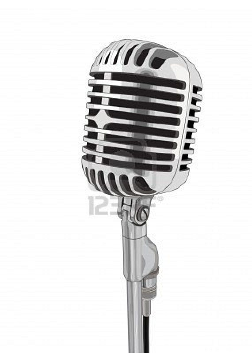 855x1200 Sing Into A Vintage Microphone Vector Tattoo Ideas