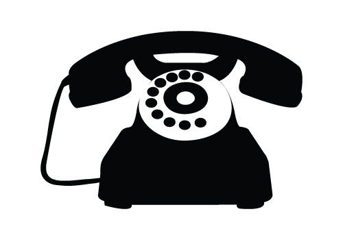 Old Telephone Vector at GetDrawings com | Free for personal