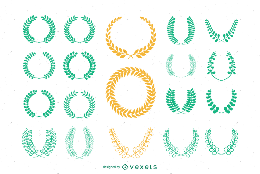852x570 Olive Branch Vector