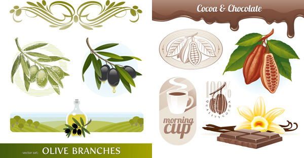 600x312 Olive Branch Free Vector Download (1,528 Free Vector) For