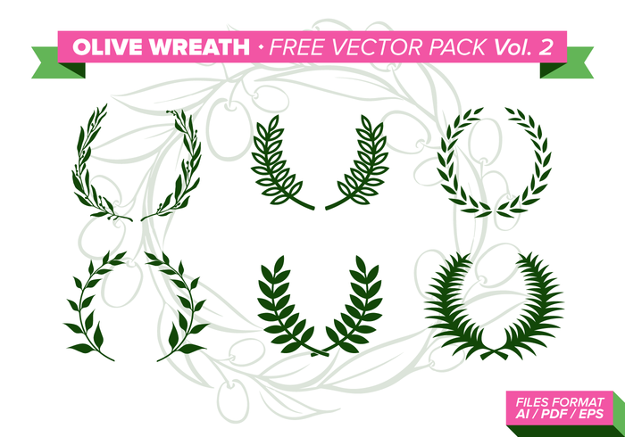 700x490 Olive Branch Free Vector Art