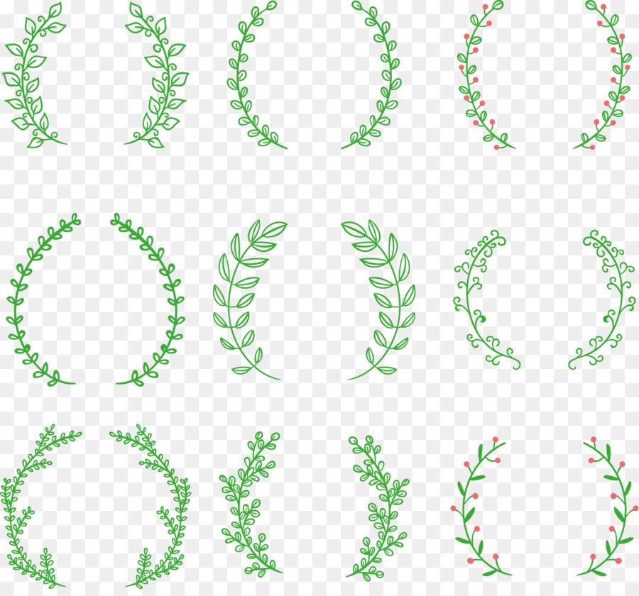 900x840 Laurel Wreath Drawing Clip Art