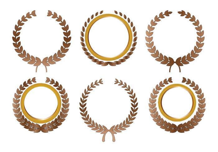 700x490 Olive Wreath Free Vector Art