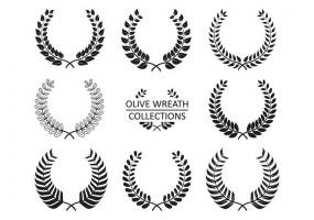 285x200 Branch Wreath Free Vector Graphic Art Free Download (Found 3,208
