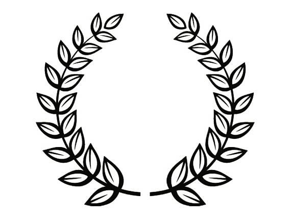 570x429 Drawn Wreath Olive Branch
